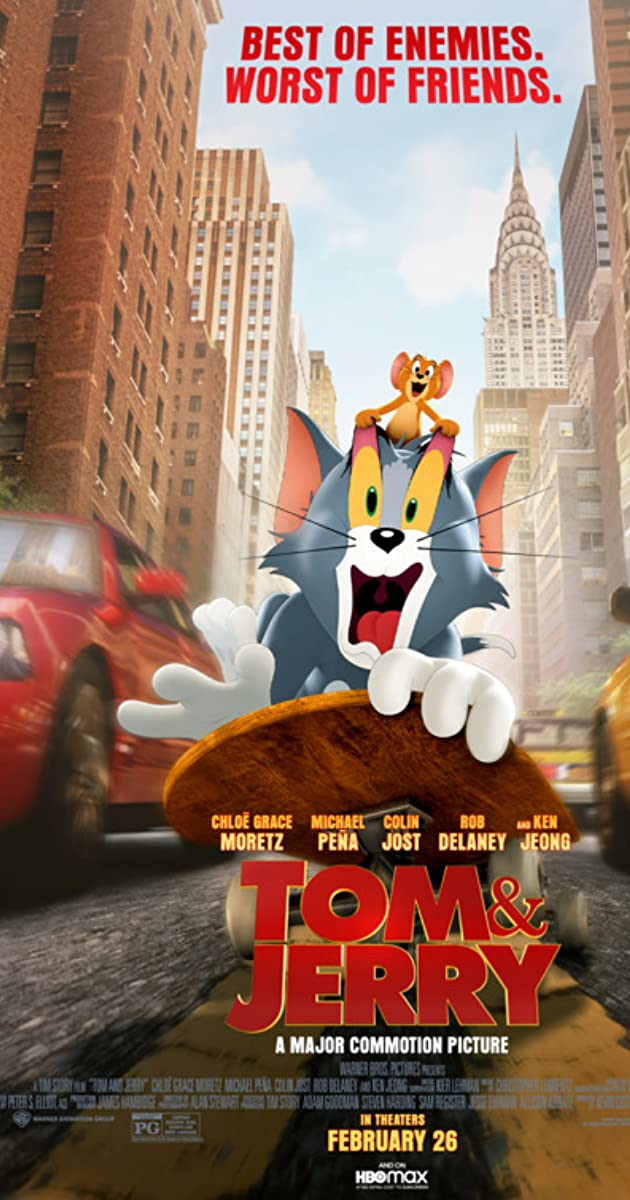 Free Download Tom and Jerry Full Movie
