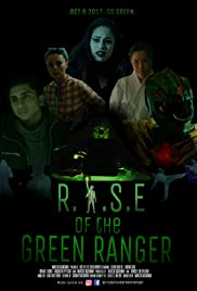 Rise of the Green Ranger Poster