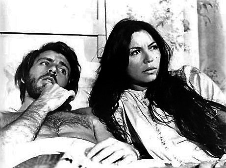 Fabian and Nai Bonet in Soul Hustler (1973)
