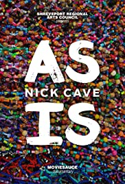 As Is by Nick Cave Poster
