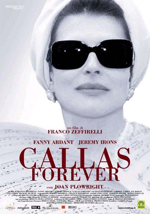 კალასი სამუდამოდ CALLAS FOREVER