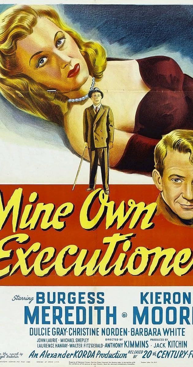 Mine Own Executioner (1948) Subtitles