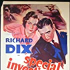 Margaret Callahan and Richard Dix in Special Investigator (1936)