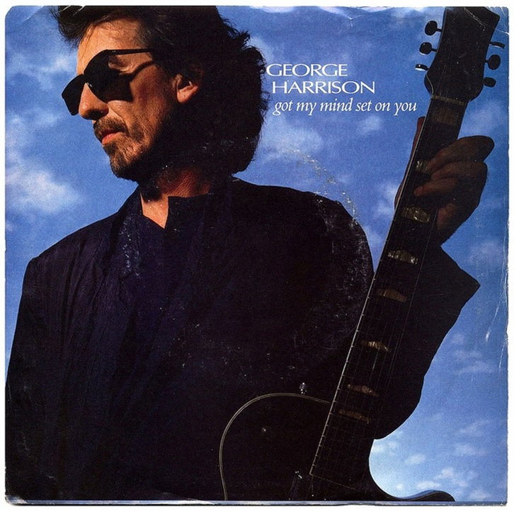 George Harrison - Got My Mind Set on You (1987)