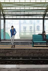 Kiyoshi Kobayashi, Kan'ichi Kurita, Daisuke Namikawa, and Miyuki Sawashiro in Lupin III (2015)