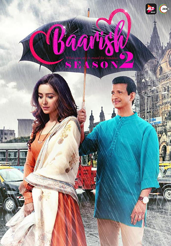 Baarish Season 2 2020 Hindi Altbalaji Web Series (Ep13-20) 500MB HDRip 480p Free Download