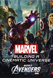 Building the Dream: Assembling the Avengers Poster