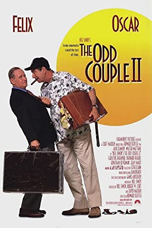 The Odd Couple II Poster Image