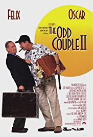 The Odd Couple II Poster