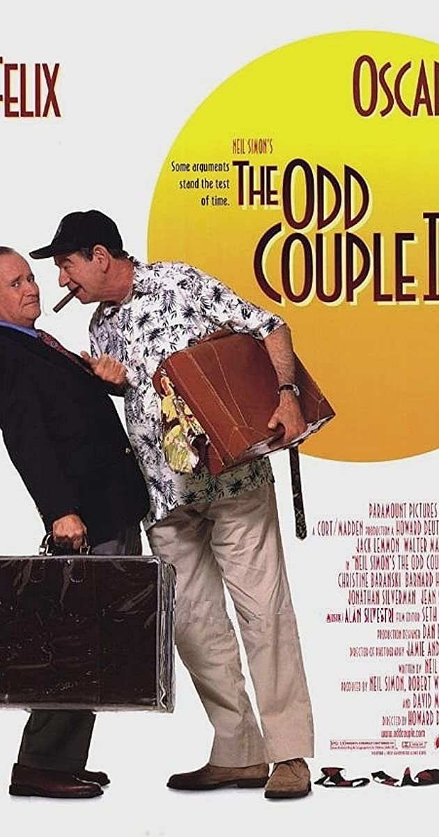 Watch The Odd Couple Full Movie Online Free - 123Movies