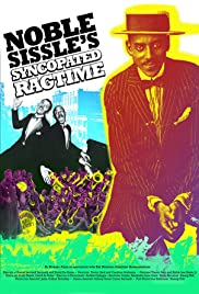 Noble Sissle's Syncopated Ragtime Poster