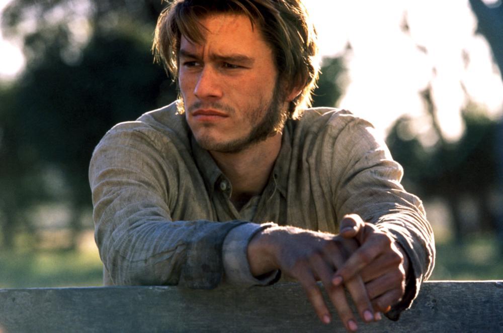 Heath Ledger in Ned Kelly (2003)