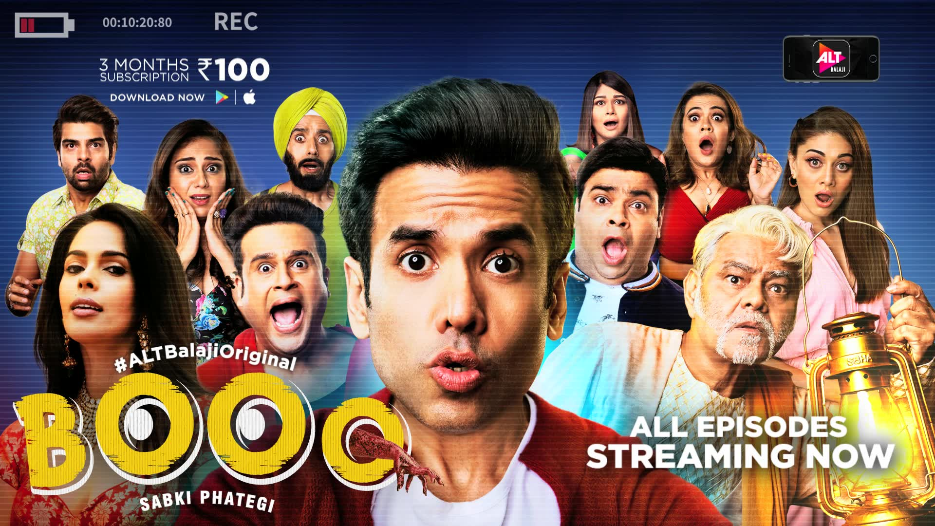 ALTBalaji | Booo Sabki Phategi | All episodes streaming now