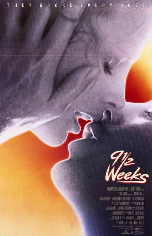 Nine Half Weeks (1986) ไนน์แอนด์อะฮาฟวีค