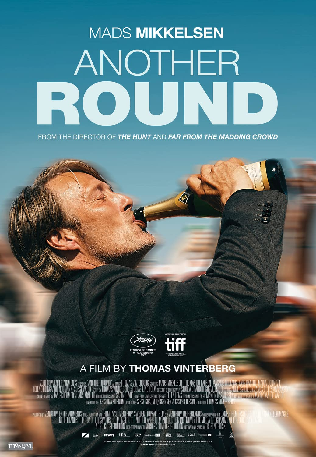 Another Round (2020) Hindi Dubbed