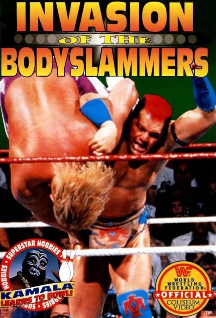 Chris Chavis in Invasion of the Bodyslammers (1993)