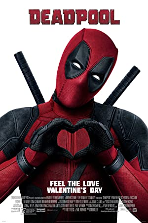 poster for Deadpool