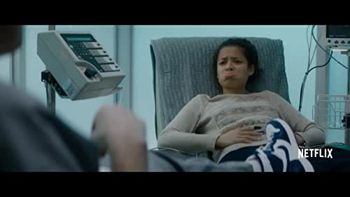 Abbie (Gugu Mbatha-Raw) and Sam (Michiel Huisman) are best friends since childhood who are engaged to be married, and whose tranquil New York lives come crashing down when Abbie receives an unexpected diagnosis.