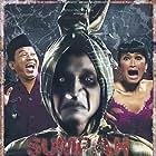 Aming Sugandhi, Julia Perez, and Jarwo Kwat in Sumpah (Ini) Pocong! (2009)
