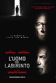 Dustin Hoffman and Toni Servillo in L'uomo del labirinto (2019)