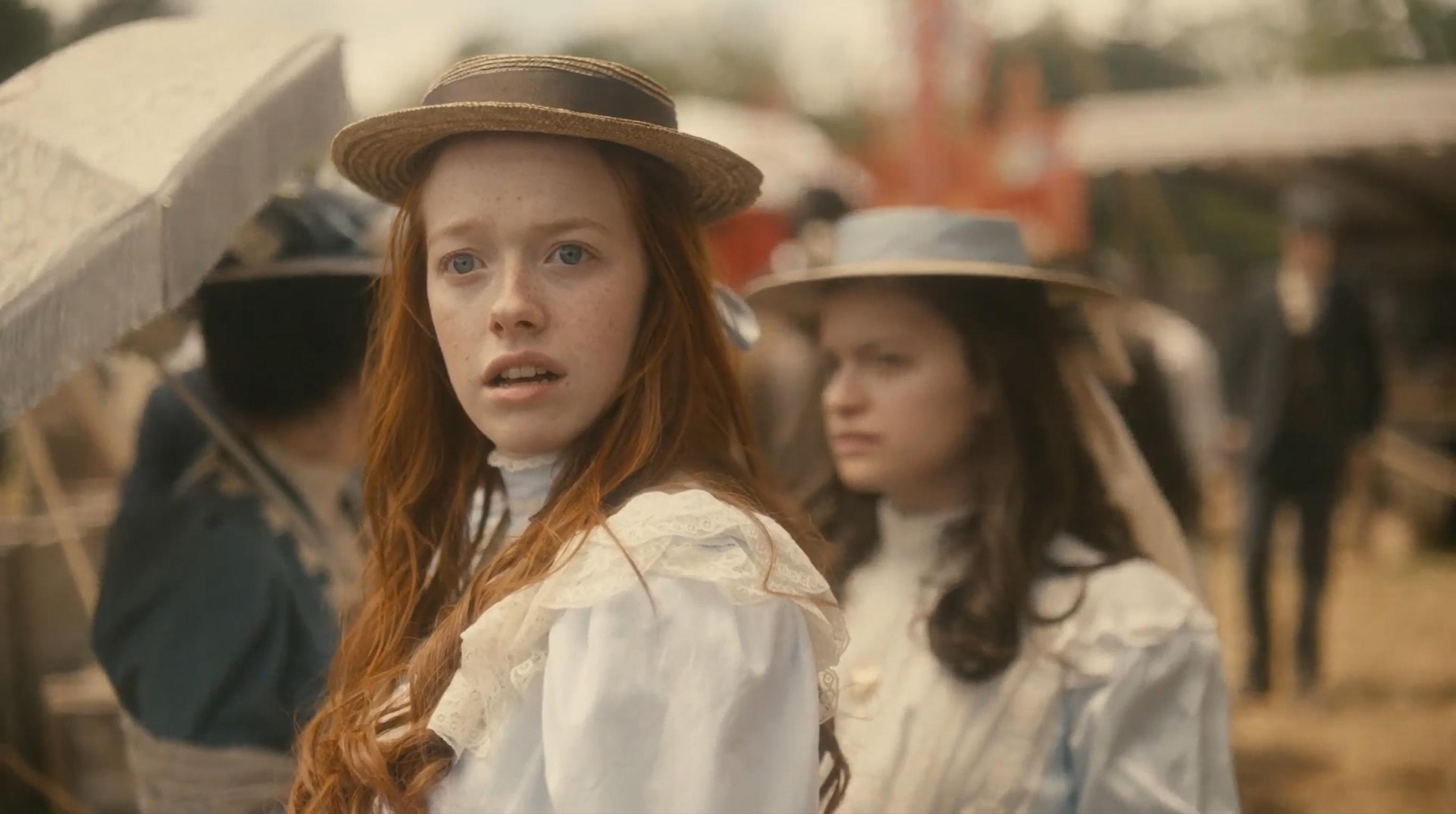 Dalila Bela and Amybeth McNulty in The Summit of My Desires (2019)