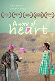 A Work of Heart Poster