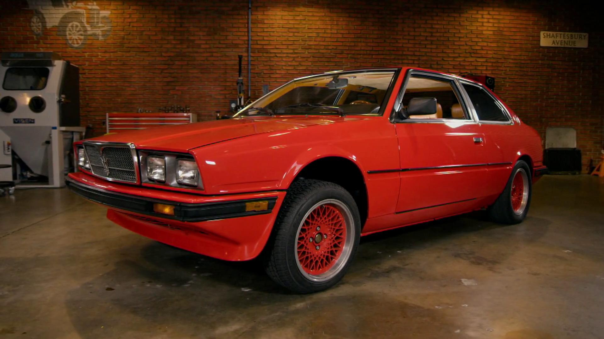 "Wheeler Dealers"" 1985 Maserati Bi-Turbo (TV Episode 2016) - IMDb"