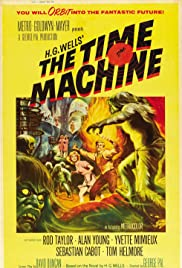 The Time Machine (1960) Poster - Movie Forum, Cast, Reviews