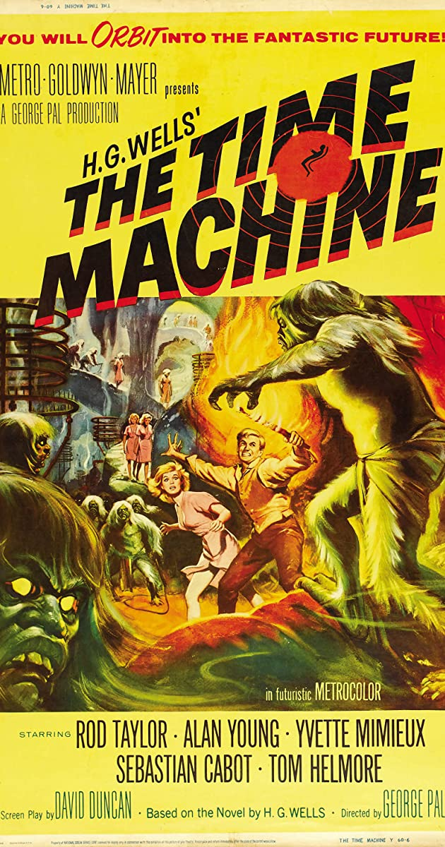 The Time Machine (1960) - IMDb