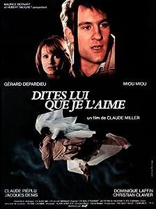 Full movie downloading sites Dites-lui que je l'aime France [avi]
