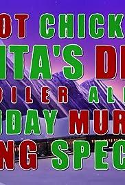Robot Chicken's Santa's Dead (Spoiler Alert) Holiday Murder Thing Special Poster