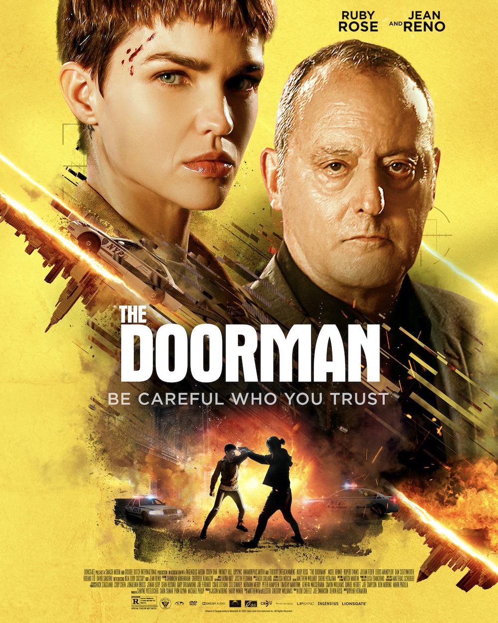 The Doorman Online Subtitrat In Romana