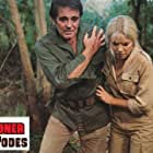 Glynis Barber and Stuart Whitman in Horror Safari (1982)