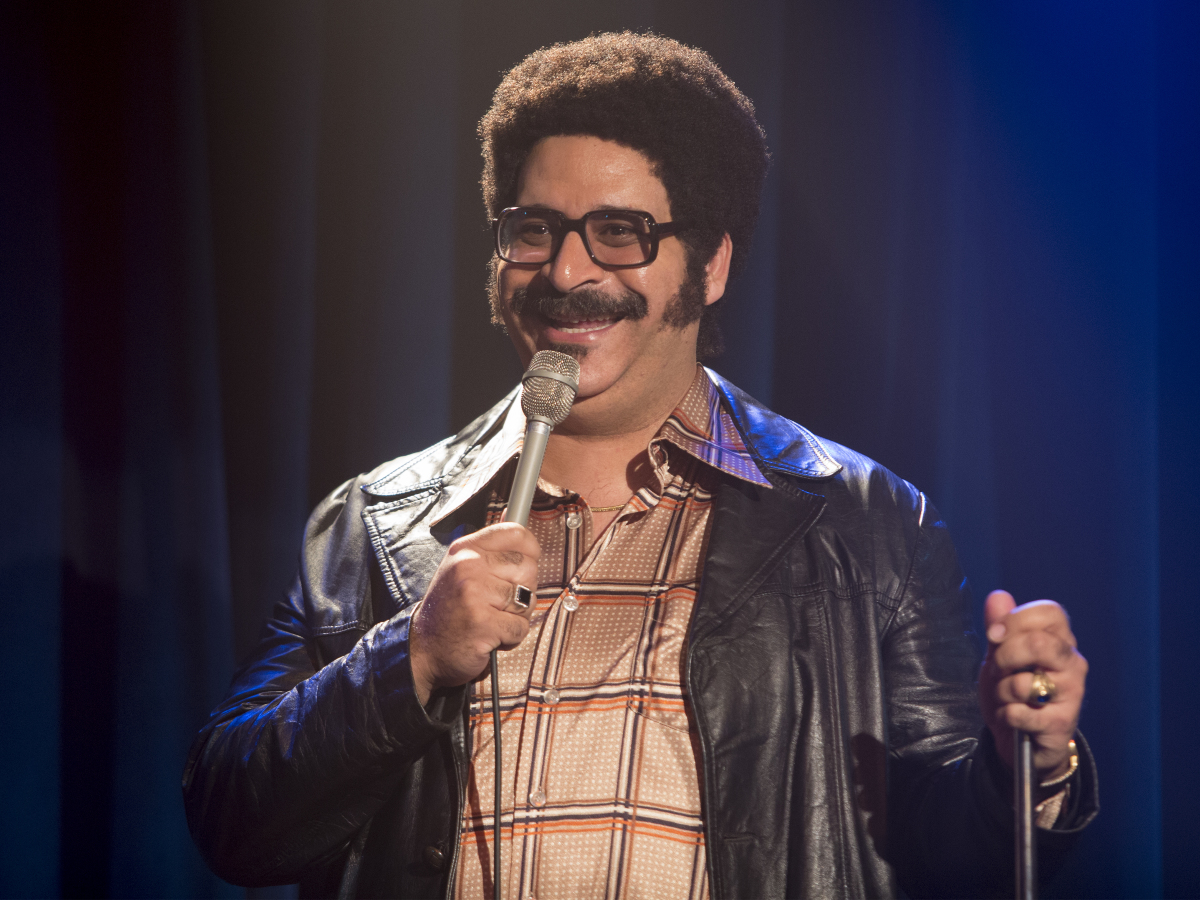 Erik Griffin in I'm Dying Up Here (2017)