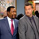 Matthew Perry and Wendell Pierce in The Odd Couple (2015)
