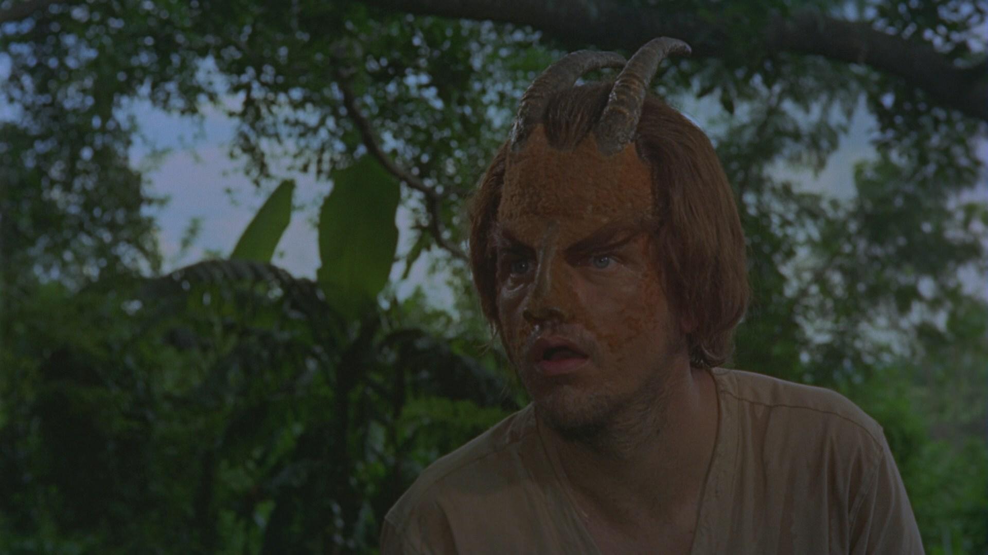 Ken Metcalfe in The Twilight People (1972)