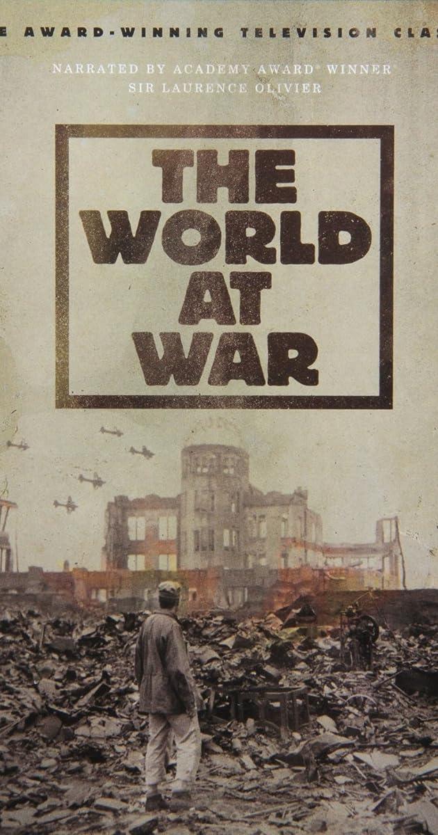 The World at War (TV Series 1973–1976) - IMDb