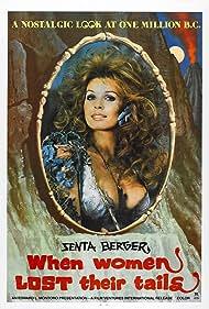 Senta Berger in Quando le donne persero la coda (1972)