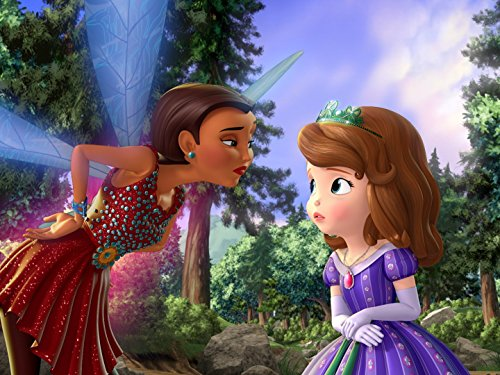 sofia the first mystic isles part 1