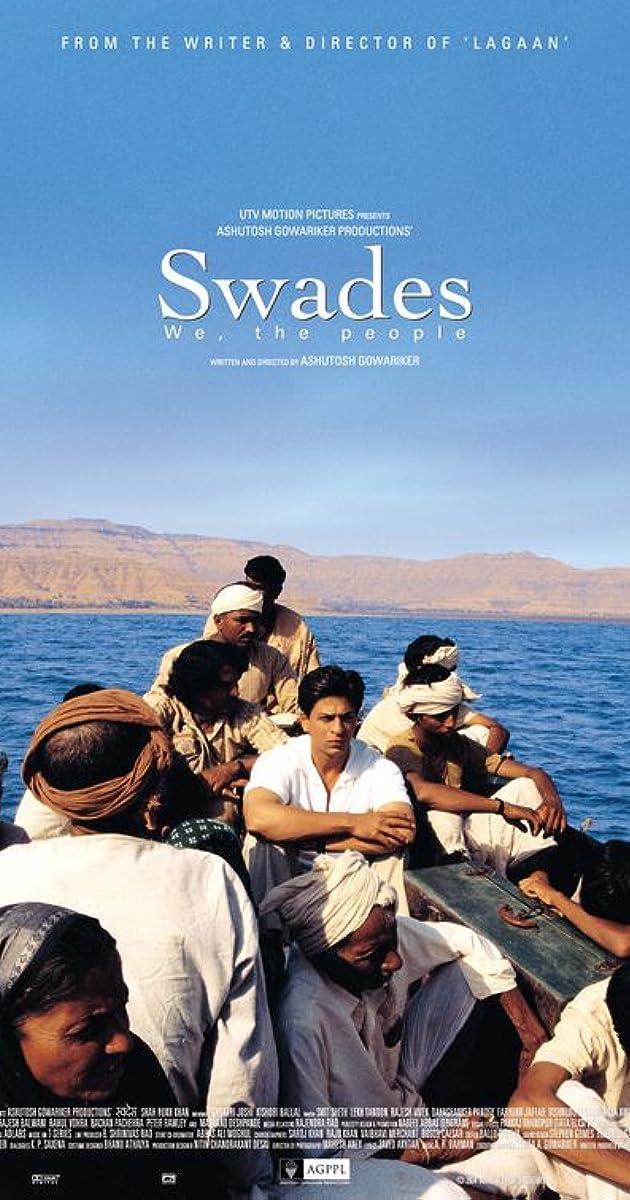 Subtitle of Swades