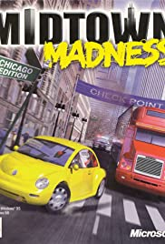 Midtown Madness (1999) Poster - Movie Forum, Cast, Reviews
