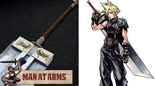 Building Cloud's Buster Sword: Final Fantasy VII