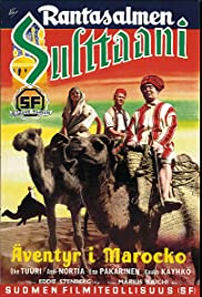 Rantasalmen sulttaani Poster