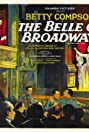 The Belle of Broadway (1926) Poster