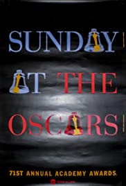 The 71st Annual Academy Awards Poster