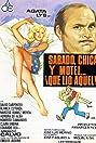 Sábado, chica, motel ¡qué lío aquel! (1976) Poster