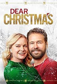 Jason Priestley and Melissa Joan Hart in Dear Christmas (2020)