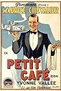 Le petit café (1931) Poster