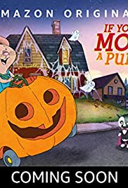 If You Give a Mouse a Pumpkin Poster