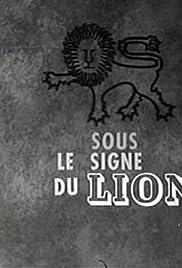 Sous le signe du lion Poster